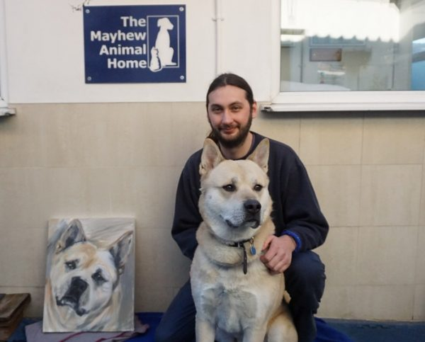 the-mayhew-animal-homes-kennels-assistant-josh-keegan-with-prince-600x483