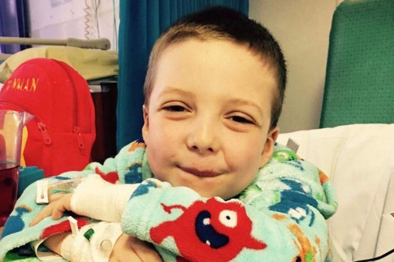 mums-emotional-plea-for-son-with-incredibly-rare-bone-tumour-condition