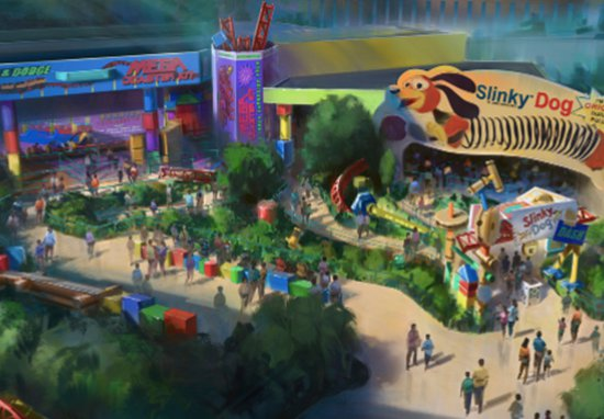 Toy Story Land Coming To Disney World Just Good News